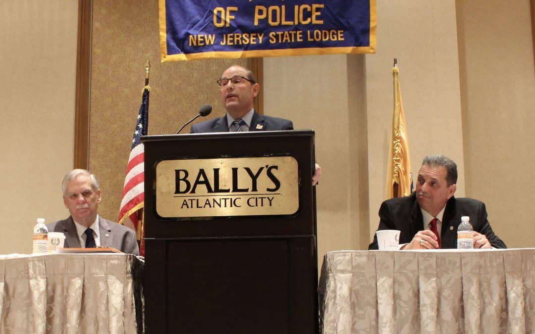 National FOP President nominated at ATF Director
