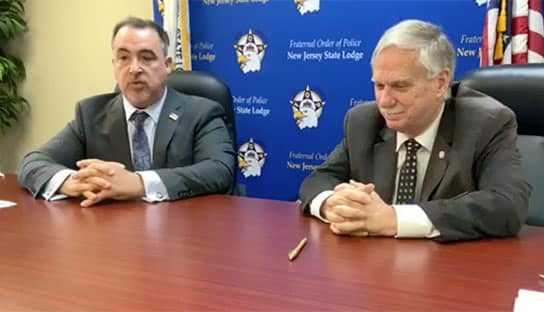 FLEOA and NJFOP jointly sue NJ for violating LEOSA